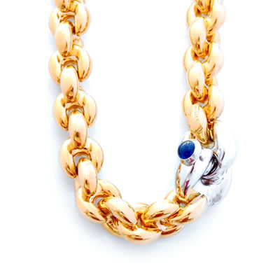 Chiampesan 20 Inch Necklace